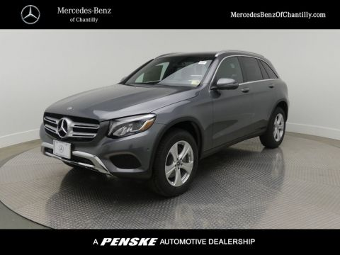 new 2018 mercedes benz glc glc 300 suv in chantilly