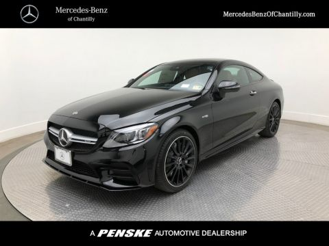 New 2019 Mercedes-Benz C-Class AMG® C 43 Coupe